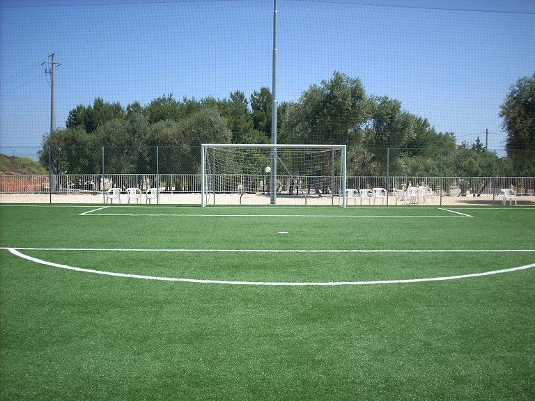 Campi da calcio/calcetto - La Macchia degli Esperti - Molfetta