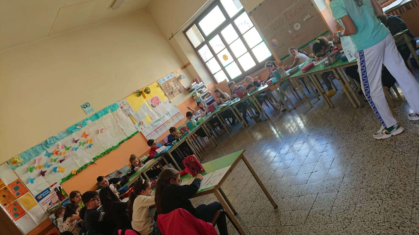 The Schools and us - La Macchia degli Esperti - Molfetta